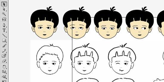 China Kindergarten Poster WIP
