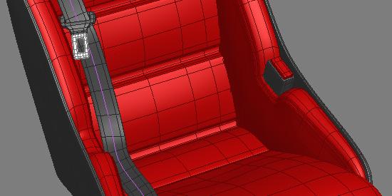 3D - Car Seat [WiP]