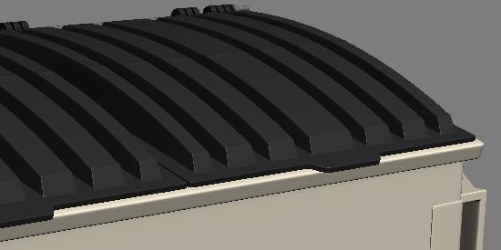 3D - Dumpster 1 [WiP]