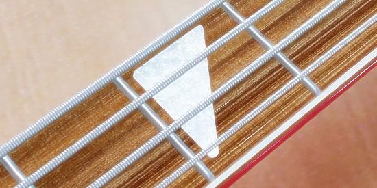 3D Rickenbacker Bass Guitar 3