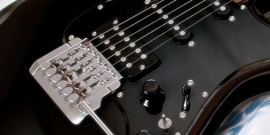 3D Fender Stratocaster Electric Guitar 1
