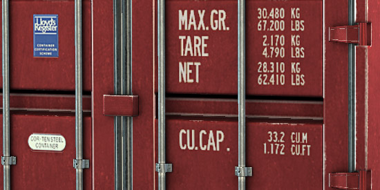 Game Shipping Container
