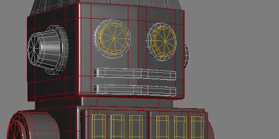 3D - Toy Robot 2 [WiP]