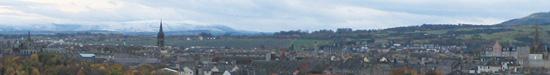 Photo Panorama Edinburgh 2