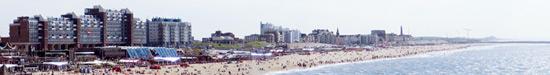 Photo Panorama Holland Beach 1