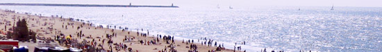 Photo Panorama Holland Beach 2