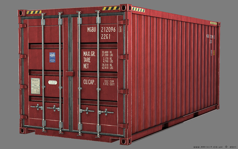 3d_shipping_container
